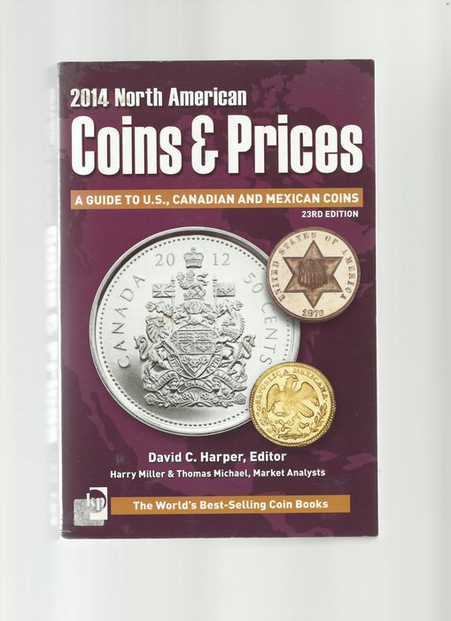 2015 north american coins prices a guide to u s canadian and mexican coins