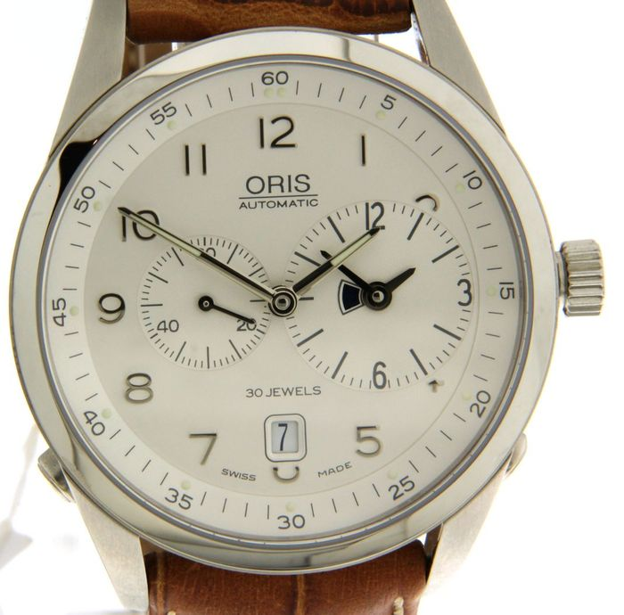 Oris -XXL633 7512 40 61- wristwatch