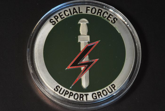 British Special Forces token, several army units - 21st century - Catawiki