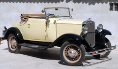 Chevrolet - Independance Cabriolet -   1931