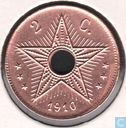 The Belgian Congo 2 centimes 1910