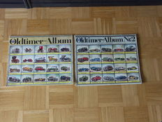 Aral - classic car - collectible binders