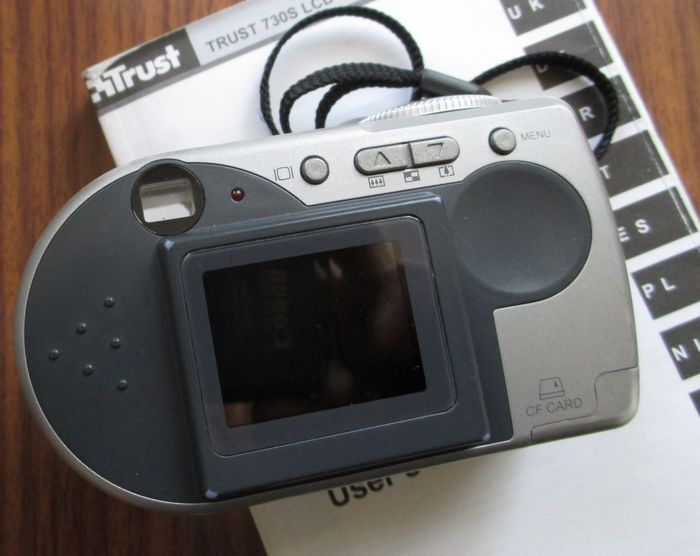 TRUST Digital Camera 730S LCD POWERC@M ZOOM Driver for Windows Download