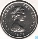 Isle of Man 5 pence 1975