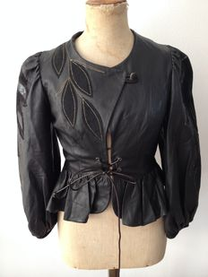 Handmade – leather jacket