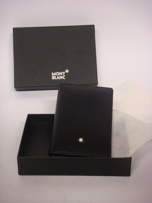 Business card holder mont blanc 14108 catawiki business card holder mont blanc 14108 reheart Choice Image