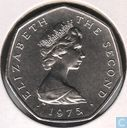 Isle of Man 50 new pence 1975