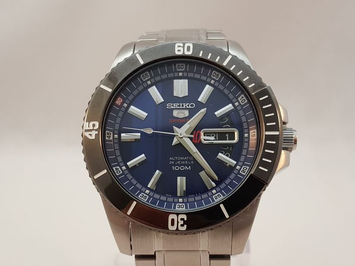 61c88f166 Seiko 5 SRP421K1 50th Anniversary Limited Edition – Wristwatch – After 2010