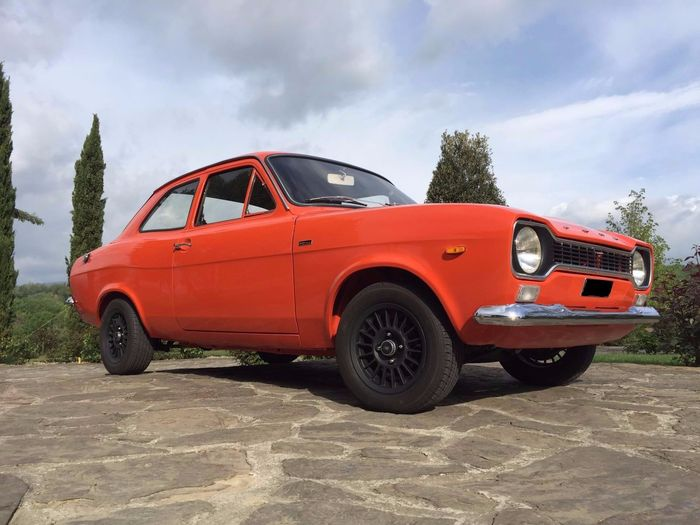 "Ford - Escort Mk1 ""Deluxe"" - 1969"