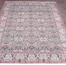 NAIN Sishla Carpet (6LA) - Wool, silk - Approx. 1,000,000 knots/m²