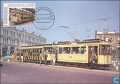 Tram in the Hague