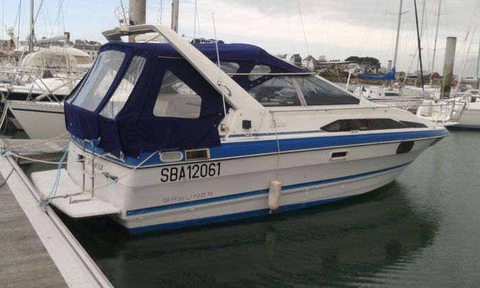 Bayliner 2655 Ciera Sunbridge - Engine Diesel - 1989