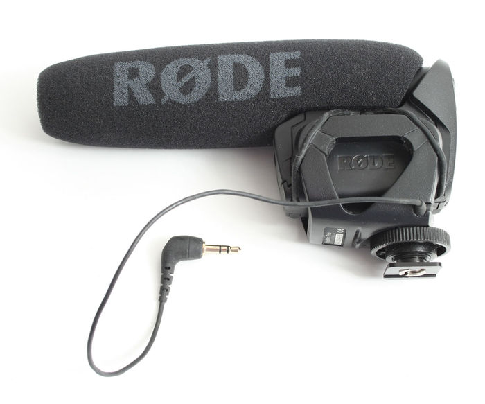 rode videomic pro stereo microphone catawiki. Black Bedroom Furniture Sets. Home Design Ideas