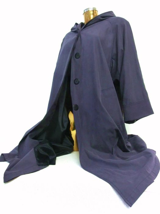 Christian Dior - Coat with Hood