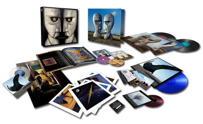 Pink Floyd The Division Bell 20th Anniversary Edition box set