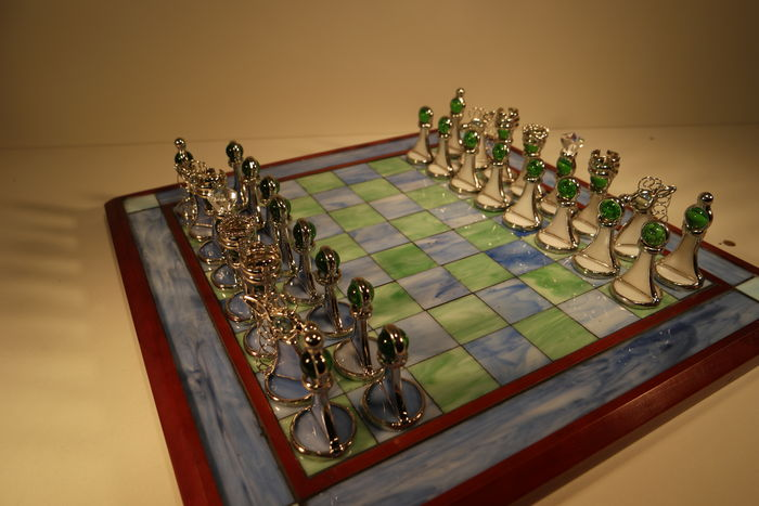 Stained Glass Chess Set  Decorative  Catawiki. Couch In Living Room. Living Room Los Angeles. Living Room Colors Ideas. Living Room Sets For Sale In Houston Tx. Sample Living Room Decor. Your Living Room. Living Room Curtains Jcpenney. Blue And Brown Decorating Ideas Living Room