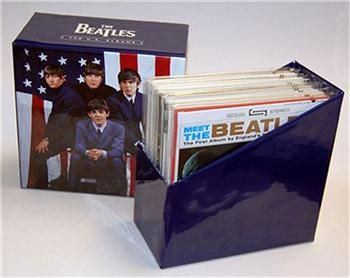 the beatles the u s albums 13 cd box catawiki. Black Bedroom Furniture Sets. Home Design Ideas