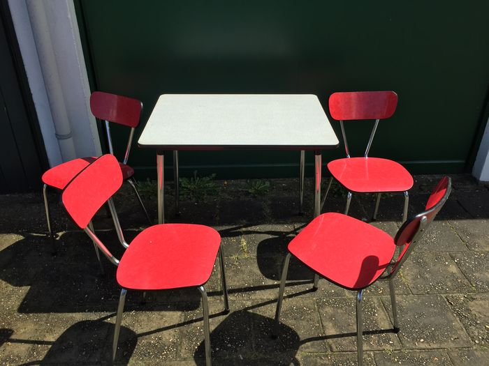 Brabantia Kitchen Set Formica Table With 4 Chairs Catawiki