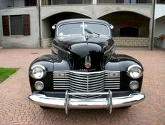 Cadillac - Fleetwood Series 75 - 1941