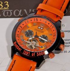 Calvaneo 1583   — ASTONIA PROJECT ORANGE - Orologio Automatico — Uomo — 2011-presente