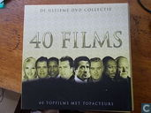 DVD / Video / Blu-ray - DVD - De ultieme DVD collectie - 40 films