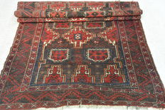 Beautiful Persian Baluch carpet, 209 x 115 cm End of the 20th century