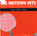 Big Motown Hits & Hard to Find Classics # 1