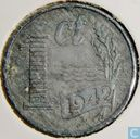 Coins - the Netherlands - Netherlands 1 cent 1942 (zinc)