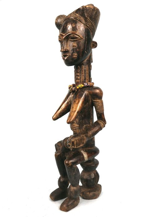 statue africaine a vendre
