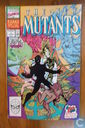 New Mutants summer special 1