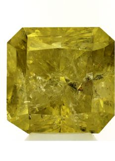 10.10 ct Natural Diamond Colour Treated Yellow