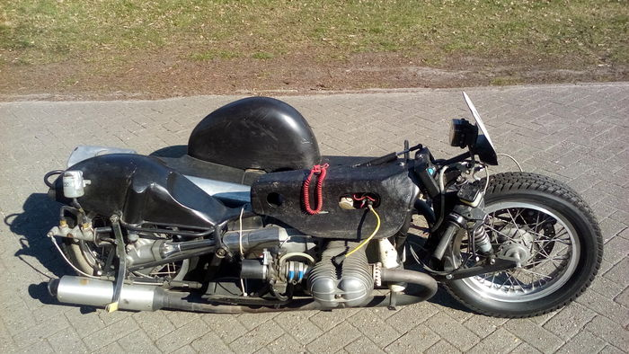 Ducati With Sidecar For Sale