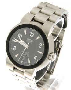 Oris-Big Crown TT1 - 635 7518 44 64 MS - Wristwatch