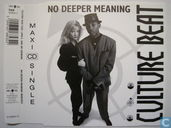 No Deeper Meaning (Remixes)