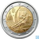 "Munten - Italië - Italië 2 euro 2006 ""XX Olympic Winter Games 2006 in Torino"""