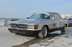 Mercedes-Benz - SLC 3500 - 1973
