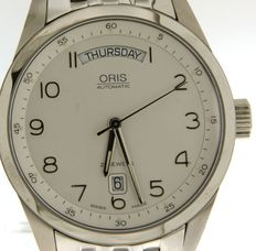 oris-classic xxl full day 660 7531 40 61MB- wristwatch