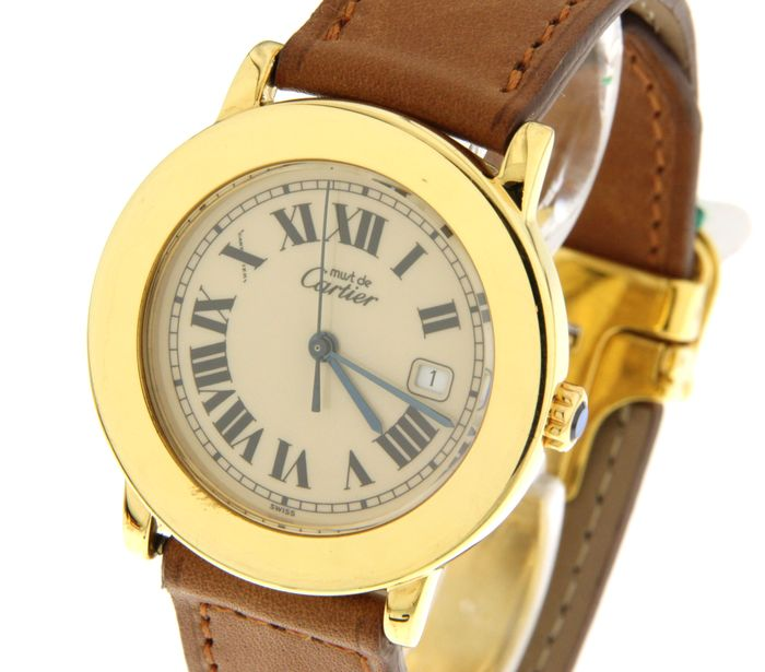 Cartier Must de Cartier – unisex watch