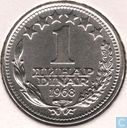 Yougoslavie 1 dinar 1968