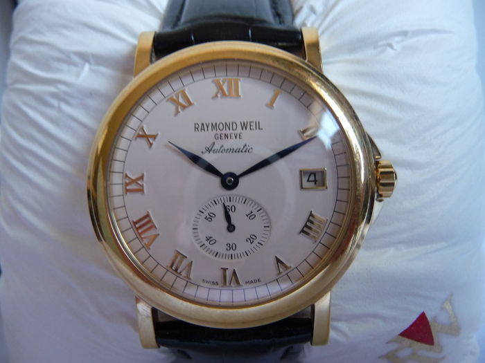 0376082a1 Raymond Weil Geneve | Maestro Automatic | Men's wristwatch - Catawiki