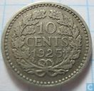 Coins - the Netherlands - Netherlands 10 cents 1925