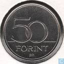 "Coins - Hungary - Hungary 50 forint 2007 ""Celebrating 50 Years of the Treaty of Rome"""