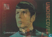 Commander Spock as Iotian