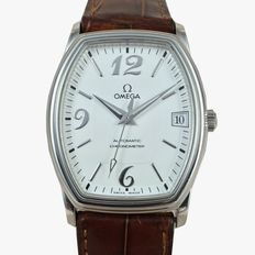 Omega De Ville Prestige Tonneau Automatic Chronometer Men's Watch –  2000