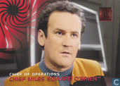 Chief Miles Edward O'Brien