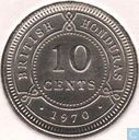 British-Honduras 10 cents 1970
