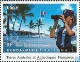 Gendarmerie on the Scattered Islands