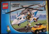 Lego 3658 Police Helicopter