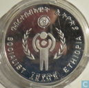 "Ethiopië 20 birr 1980 (PROOF - jaar 1972) ""International Year of the Child"""