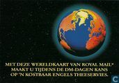 A000418a - Royal Mail wereldkaart (Incentive)